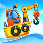 Game Island. Kids Games for Boys. Build House 2.3.1 APK (MOD, Unlimited Money)