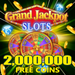 Grand Jackpot Slots – Free Vegas Casino Free Games 1.0.48 APK (MOD, Unlimited Money)