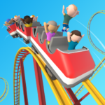 Hyper Roller Coaster 1.5.1 APK (MOD, Unlimited Money)