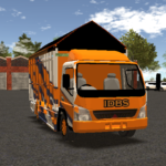 IDBS Indonesia Truck Simulator 4.1 APK (MOD, Unlimited Money)