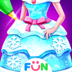 Ice Princess Comfy Cake -Baking Salon for Girls 1.6 APK (MOD, Unlimited Money)