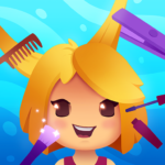 Idle Beauty Salon: Hair and nails parlor simulator 1.4.0001 APK (MOD, Unlimited Money)