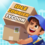Idle Courier Tycoon – 3D Business Manager 1.10.3 APK (MOD, Unlimited Money)