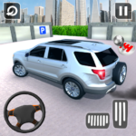 In Car Parking Games – Prado New Driving Game 1.4 APK (MOD, Unlimited Money)