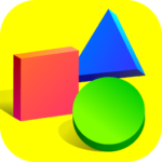 Learn shapes and colors for toddlers kids 1.3.1 APK (MOD, Unlimited Money)