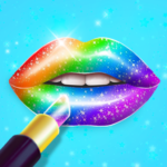 Lip Art – Perfect Lipstick Makeup Game 1.8 APK (MOD, Unlimited Money)