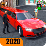 Luxury Limo Simulator 2020 : City Drive 3D 1.2 APK (MOD, Unlimited Money)
