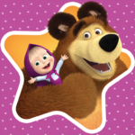 Masha and the Bear – Game zone 2.5 APK (MOD, Unlimited Money)