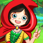 Mini Town: Red Riding Hood Fairy Tale Kids Games 3.4  APK (MOD, Unlimited Money)