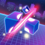 Music Blade: EDM Rhythm Sword 2.5  APK (MOD, Unlimited Money)