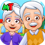 My Town : Grandparents Free 1.01  APK (MOD, Unlimited Money)