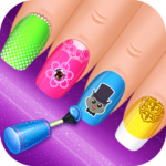 Nail Salon : princess 1.1.1 APK (MOD, Unlimited Money)