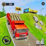 Offroad Truck Driver Cargo:3D Truck Driving Games 1.4 APK (MOD, Unlimited Money)