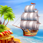 Pocket Ships Tap Tycoon: Idle Seaport Clicker 0.7.0 APK (MOD, Unlimited Money)