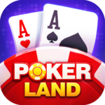 Poker Land – Free Texas Holdem Online Card Game 2.9.30 APK (MOD, Unlimited Money)
