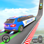 Police Limo Car Stunts Games : Mega Ramp Car Games 2.6 APK (MOD, Unlimited Money)