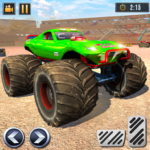Real Monster Truck Demolition Derby Crash Stunts 3.1.8 APK (MOD, Unlimited Money)\