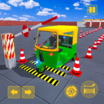 Rickshaw Driving Adventure – Tuk Tuk Parking Game 1.1 APK (MOD, Unlimited Money)