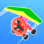 Road Glider – Incredible Flying Game 1.0.25 APK (MOD, Unlimited Money)