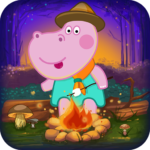 Scout adventures. Camping for kids 1.0.9 APK (MOD, Unlimited Money)