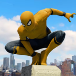 Spider Rope Hero – Gangster New York City 1.5.10 APK (MOD, Unlimited Money)