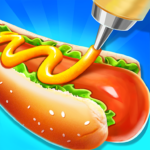 Street Food Stand Cooking Game for Girls 1.6 APK (MOD, Unlimited Money)