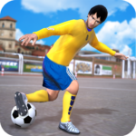 Street Soccer League 3D: Play Live Football Games 2.6 APK (MOD, Unlimited Money)