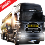 TRONTON – Heavy Truck Simulator Tycoon 1.2 APK (MOD, Unlimited Money)