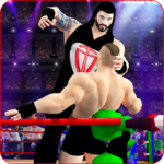Tag Team Wrestling Games: Mega Cage Ring Fighting 6.9 APK (MOD, Unlimited Money)