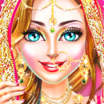 Traditional Wedding Salon – Makeup & Dress up Game 3.0.2 APK (MOD, Unlimited Money)