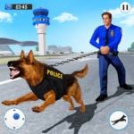 US Police Dog 2019: Airport Crime Shooting Game 2.5 APK (MOD, Unlimited Money)