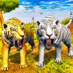 Virtual Tiger Family Simulator: Wild Tiger Games 1.1 APK (MOD, Unlimited Money)