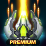 WindWings: Space shooter, Galaxy attack (Premium) 1.0.19  APK (MOD, Unlimited Money)