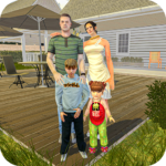 blessed virtual mom: mother simulator family life 3 APK (MOD, Unlimited Money)