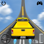 4X4 Jeep stunt drive 2019 : impossible game fun 1.0.7 APK (MOD, Unlimited Money)
