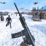 Action shooting games : Commando Games 4.34 APK (MOD, Unlimited Money)
