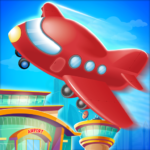 Airport Activities Adventures Airplane Travel Game 1.0.5 APK (MOD, Unlimited Money)