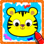 Animal Sounds for babies & Coloring book for kids 1.20 APK (MOD, Unlimited Money)