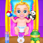 Babysitter Crazy Baby Daycare – Fun Games for Kids 1.0.3 APK (MOD, Unlimited Money)