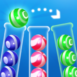 Ball Match Puzzle:Color Sort Bubbles 1.1.6 APK (MOD, Unlimited Money)