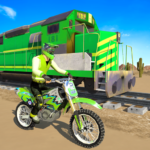 Bike vs. Train – Top Speed Train Race Challenge 9.5 APK (MOD, Unlimited Money)