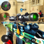 Bullet Strike – FPS Offline Encounter Shooting 3D 1.0.46  (MOD, Unlimited Money)