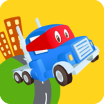 Car City World: Little Kids Play Watch TV & Learn 1.3.12  APK (MOD, Unlimited Money)