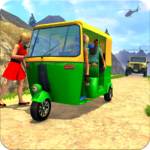 Chingchi Game Simulator : Crazy Tuk Tuk Rickshaw 1.6 APK (MOD, Unlimited Money)
