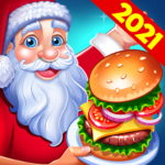 Christmas Fever : Cooking Games Madness 1.1.1 APK (MOD, Unlimited Money)