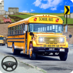 City School Bus Game 3D 1.7  APK (MOD, Unlimited Money)
