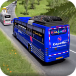 Coach Bus Racing Simulator 2020 : Top Bus Games 1.0 APK (MOD, Unlimited Money)