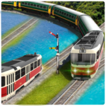 Cockpit Train Simulator 1.8  APK (MOD, Unlimited Money)