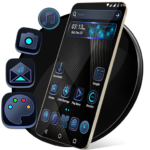Cool Black Launcher Theme 4.1 APK (MOD, Unlimited Money)
