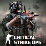 Critical Strike Ops – FPS 3D shooting Game 2.0.5 APK (MOD, Unlimited Money)